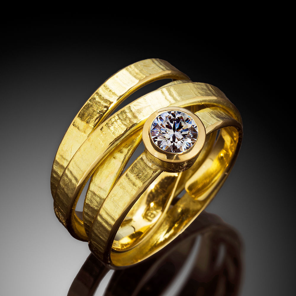 Picture of Wrapped In Gold Ring